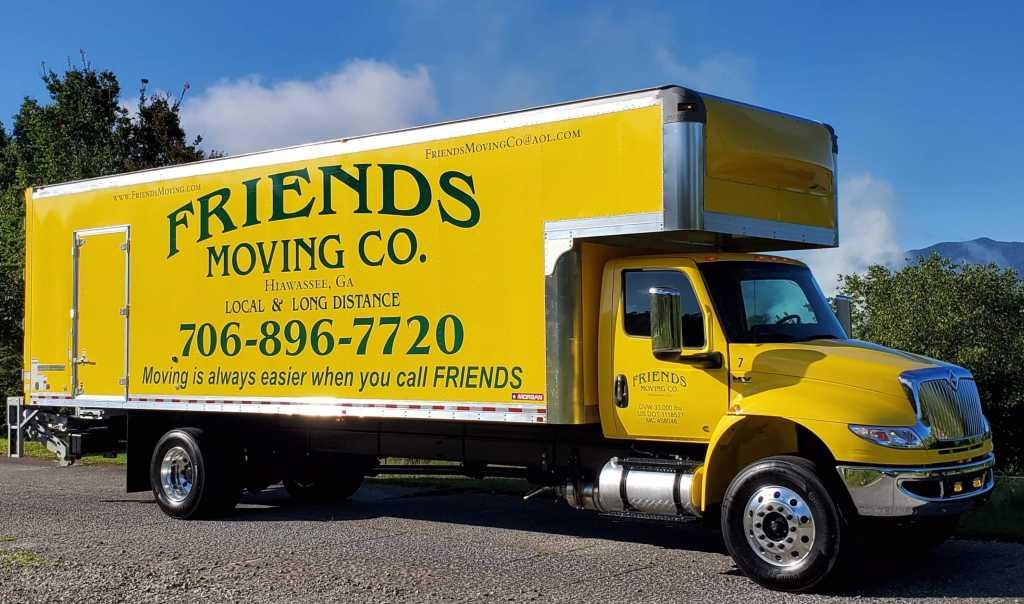 friends truck